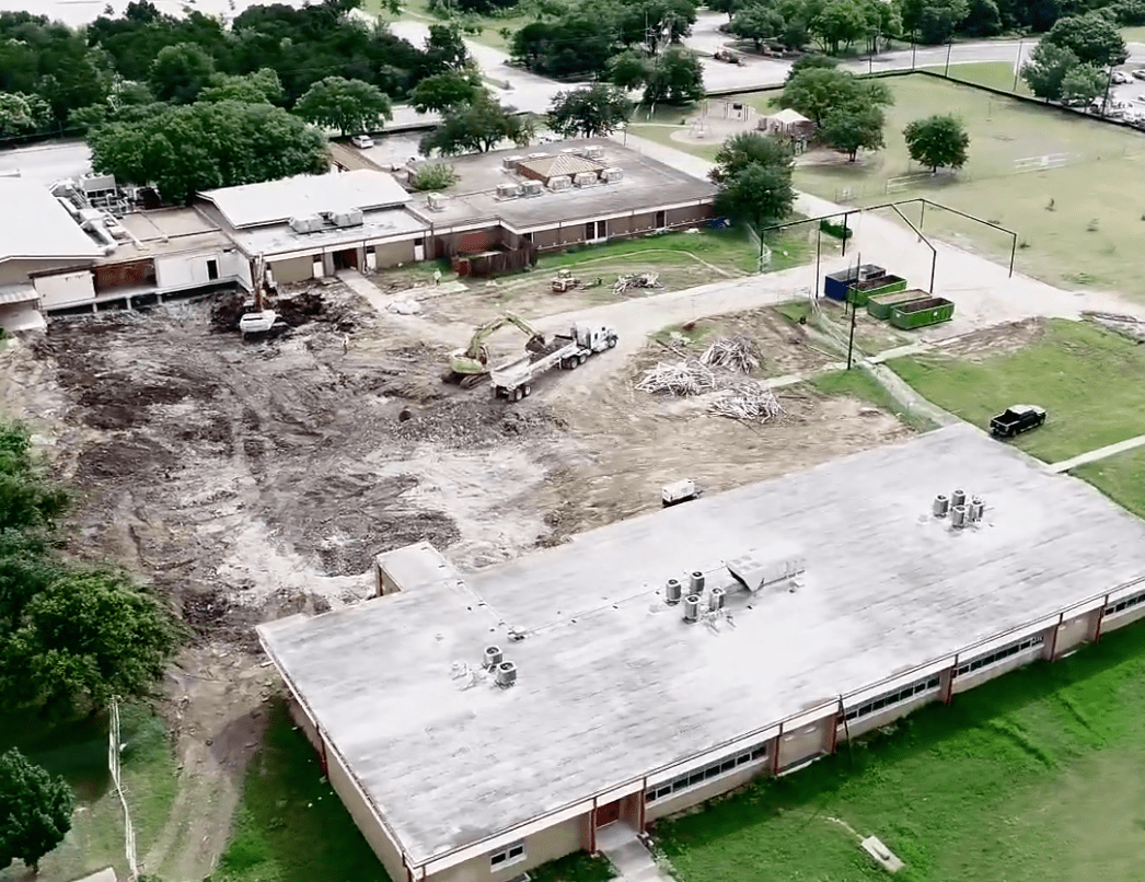 May 2019 Modernization Project Drone Footage Clip