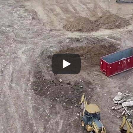 AISD June 2019 Construction Footage Video Still